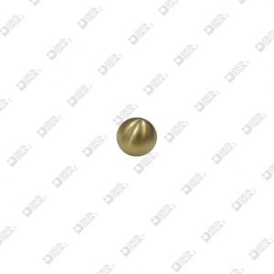 62839W15 FULL TURNED SPHERE D. 15 MM ECOBRASS