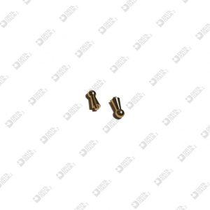65106W02 POMOLO PER FIBBIA 4X 9,7 C/COD ECOBRASS