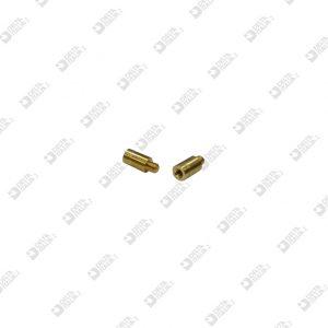 65200W01 COMPASS 4X 8,7 M 2 – M 2,5 ECOBRASS