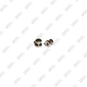 11660 PIN 8X7 FLAT HEAD D. 7 BRASS