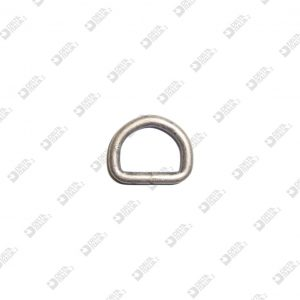 10142/20-S WELDED HALF-RING 20X15 WIRE 4 MM IRON