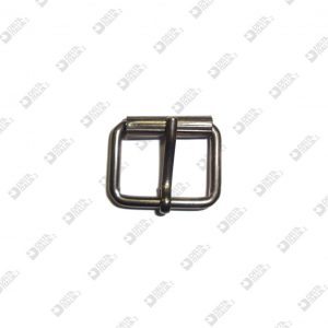 2244/25 ROLLER BUCKLE 25X18 WIRE 3,8 IRON