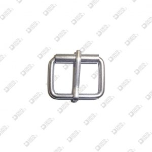 2244/30 ROLLER BUCKLE 30X22 WIRE 3,8 IRON