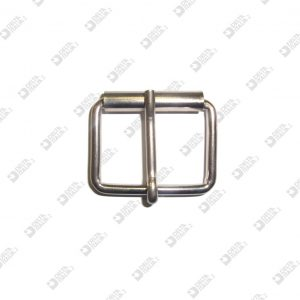 2244/25 ROLLER BUCKLE 35X25 WIRE 4 IRON