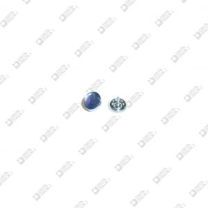 11681/6 COVERED NAIL 1,5X6 HEAD 9,5 IRON
