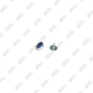 11681/ 8 CHIODO CALOTTATO 1,5X 8 T. 9,5 FERRO