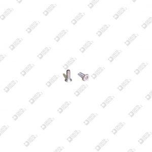 64922/8 TPS M 2,5X 8 T. 4,7 TORX T8 DIN 965 AISI