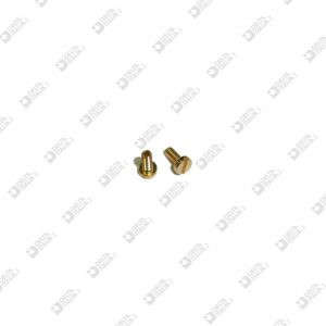 2586/8 SCREW FOR MAGNET D. 18 TC 5,5X9,7 M3X8 IRON