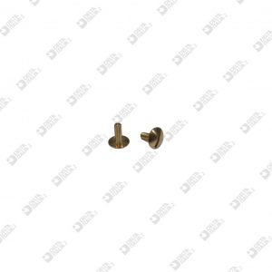 63347/7,5 TBL SCREW M 2,6X7,5 T. 8 ECOBRASS