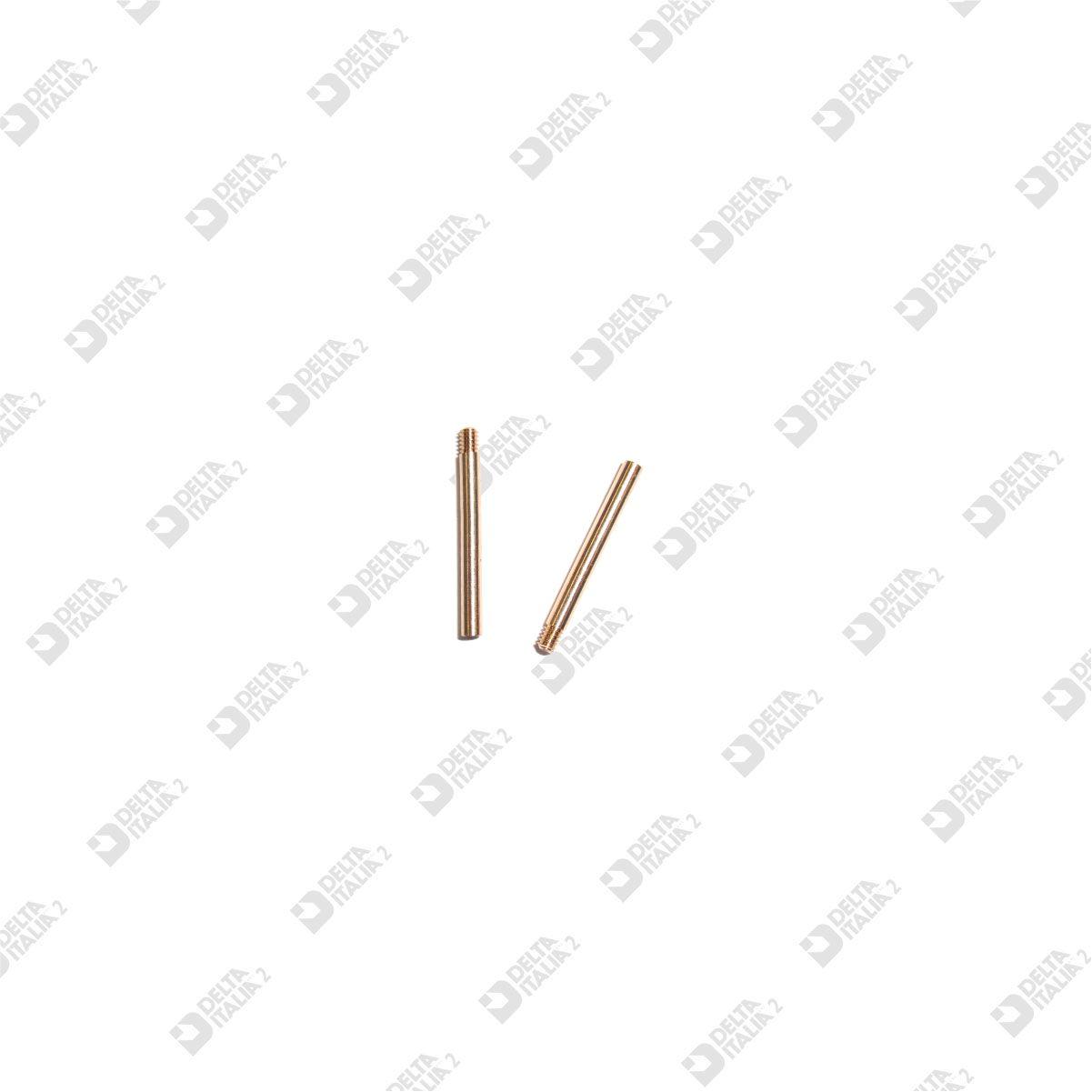 20x 300mm ROSSO SPINA MURO 3.5-4.5 mm di Diametro Taglio 2 Lunghezza Self centraggio espansione STICK
