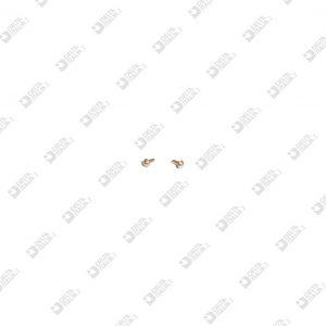 64968/1 MALE ORNAMENT 2,3X3,85 ECOBRASS