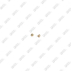 64970 MALE ORNAMENT 4X4,5 ECOBRASS