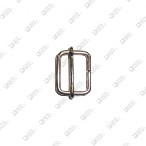 9931/25 SLIDING BUCKLE 25X18 WIRE 3,5 MM IRON