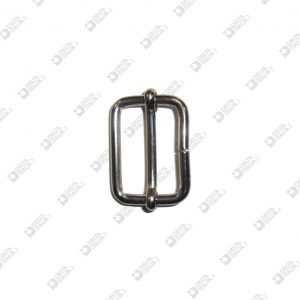 9931/30 SLIDING BUCKLE 30X20 WIRE 4 MM IRON