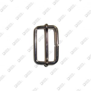 9931/35 SLIFDING BUCKLE 35X20 WIRE 4 MM IRON