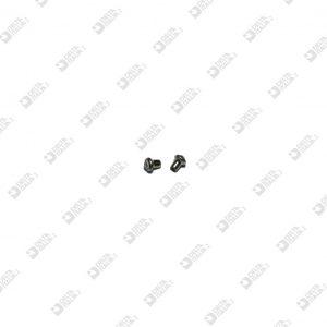 8009/3,7 RIVETTO STRASS AUTOFORANTE D. 4 OTTONE