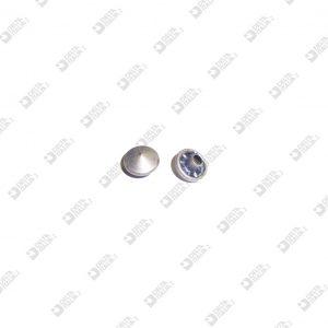 10717/T TESTA RIVETTO D. 11 CONO 036 FERRO